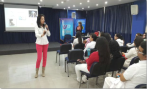 raising public awareness in Paraguay