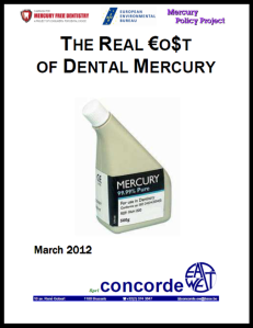 Real Cost of Dental Mercury