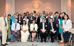 Bangkok regional workshop May 2016